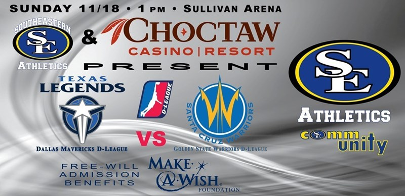 Pro Basketball in Sullivan Arena This Sunday - Southeastern