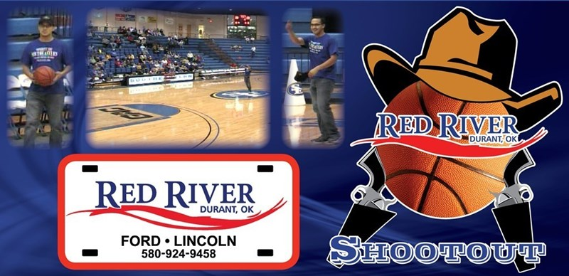 500 winner in red river ford halftime shootout southeastern oklahoma state university athletics southeastern oklahoma state university athletics