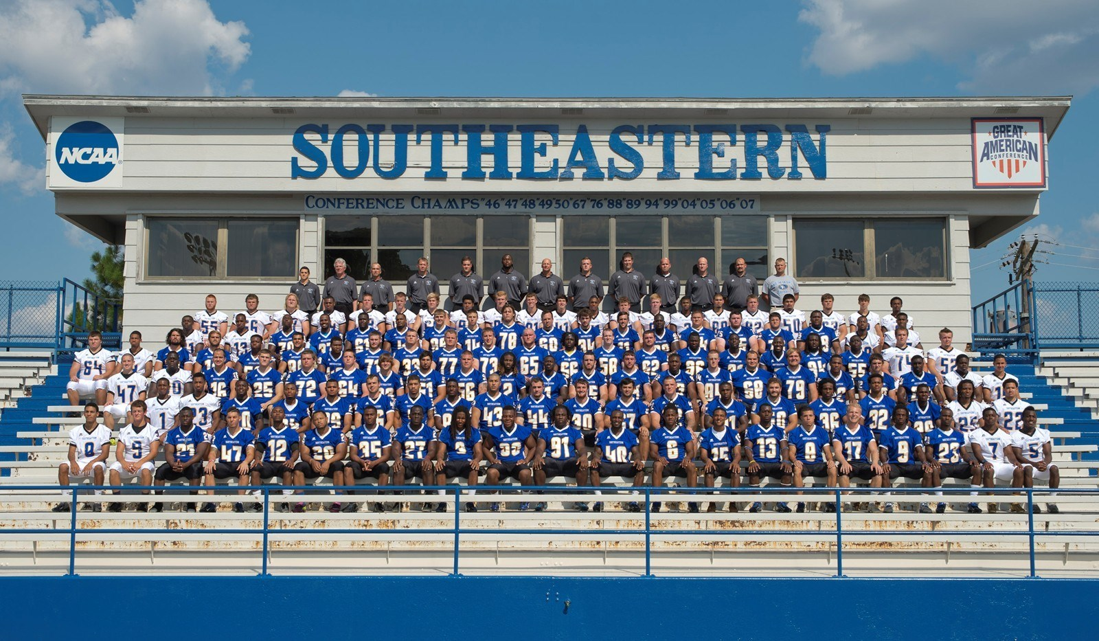 2013 0 Roster Southeastern Oklahoma State University Athletics